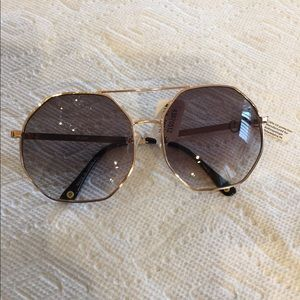 Anthropologie ett:ewa sunglasses